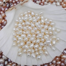 50pcs/bag High Quality Trendy Freshwater Pearls 7-8mm Real Natural Pearl Oysters Big Monster Oysters Christmas Gift Wholesale A4