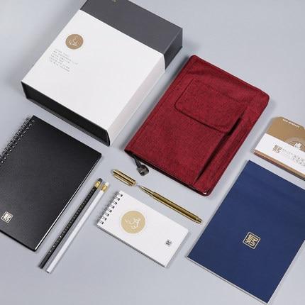 ZAMX Business Style Planner Briefpapierbenodigdheden. Reizen, School, - Notitieblokken en schrijfblokken bedrukken - Foto 2