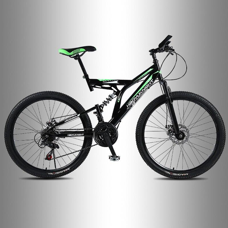 Cadre d'amortisseur complet de vélos de route de changement de vitesse de véhicule d'étudiant masculin et femelle de 26 pouces 21 vitesses pour des vélos de VTT