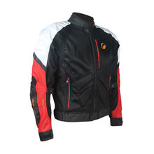 Motocross Clothing Jacket Automobile Race Ride Cycling Clothing Reflective Jacket