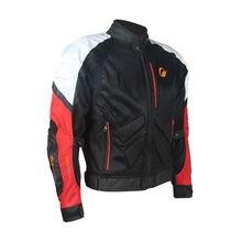 Motocross Clothing Jacket Automobile Race Ride Cycling Clothing Reflective Jacket  цена 2017