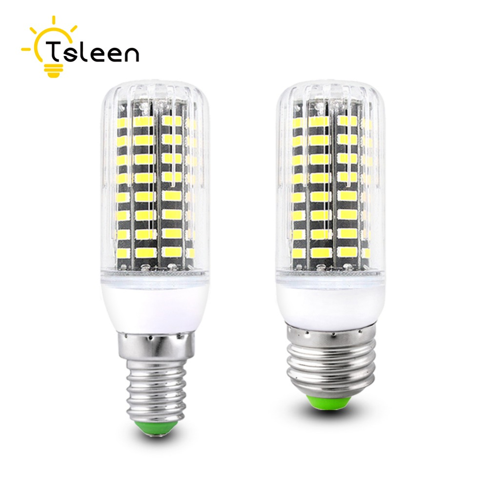 Cheap Luminous E27 E14 G9 GU10 B22 5733 SMD LED Corn Bulb 220V 110V 7/9/12/15/20/25W Spo ...