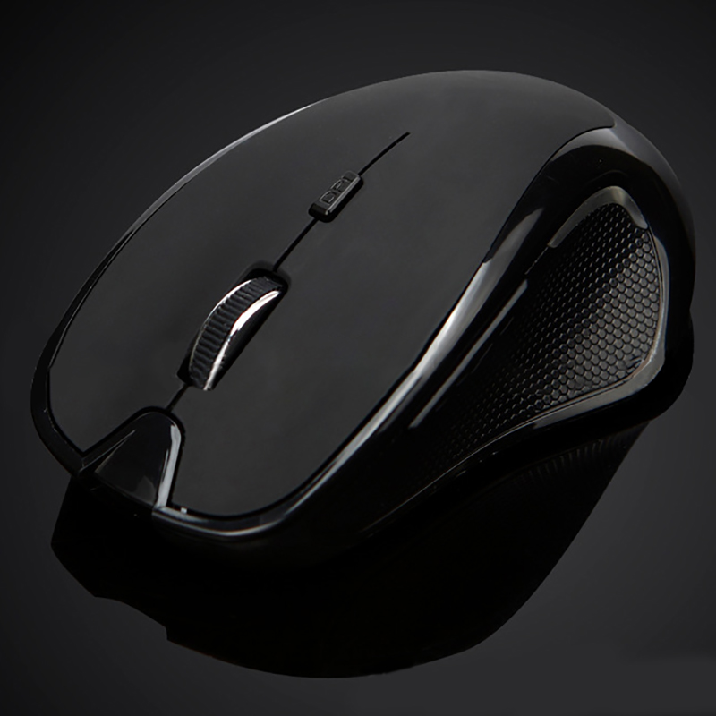3 Colors Mouse For Pc Laptop Wireless 3.0 6D 1600Dpi Optical Gaming Mouse Mice  NY24