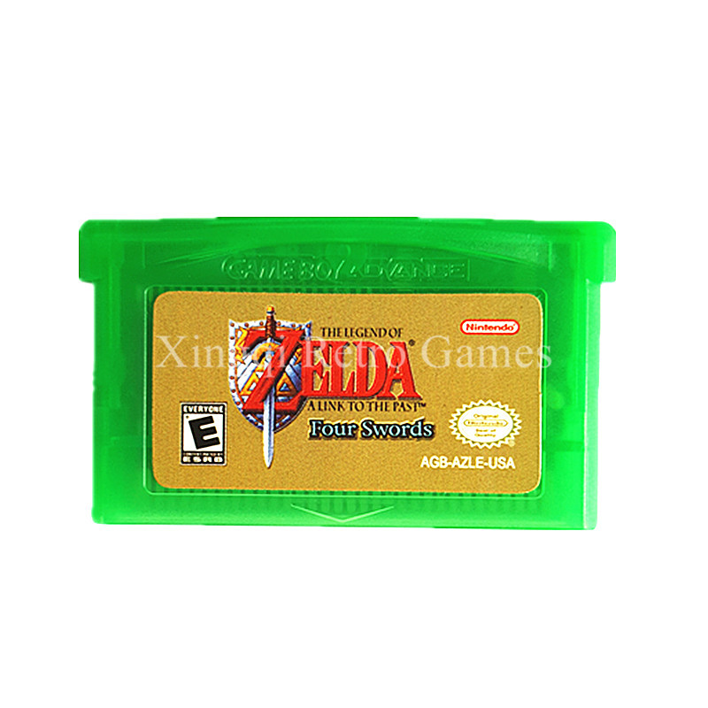 Baratos Nintendo Gba Juego The Legend Of Zelda A Link To The Ultimos