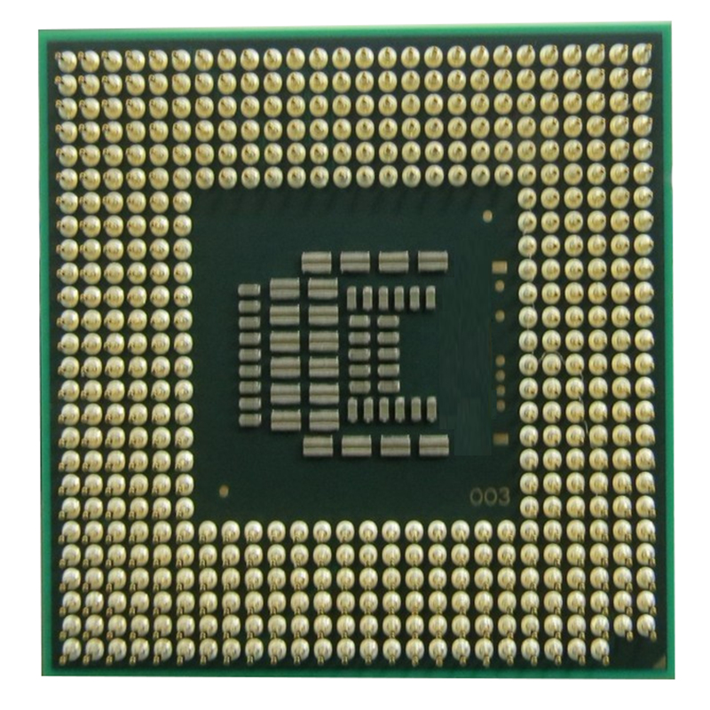Image 2 - Original  INTEL T9300 CPU 2.5/6M/800 pin version PGA-in CPUs from Computer & Office on