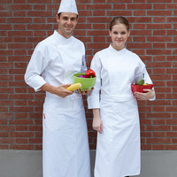 S 3XL Fat Chef Clothes Short Sleeve Personalised Jackets Coat Teens White Shirt Uniforms For Big