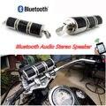 À prova d' água Da Motocicleta Sistema de Som Alto-falantes Estéreo de Rádio de Áudio MP3 USB Do Bluetooth