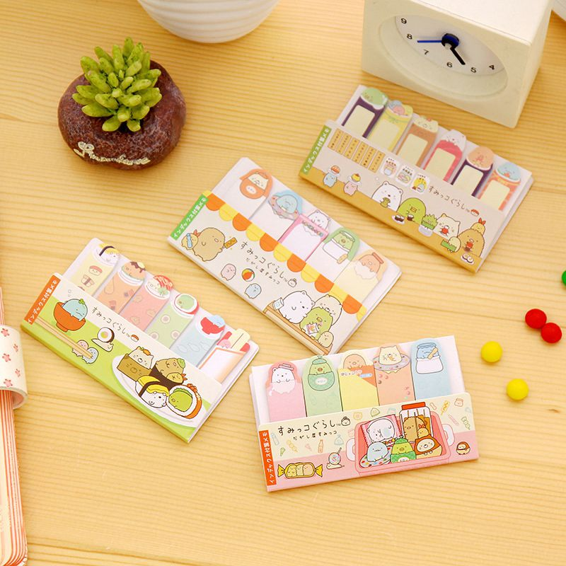 Student stationery Korea lovable biology N times paste sign stickers row n seats