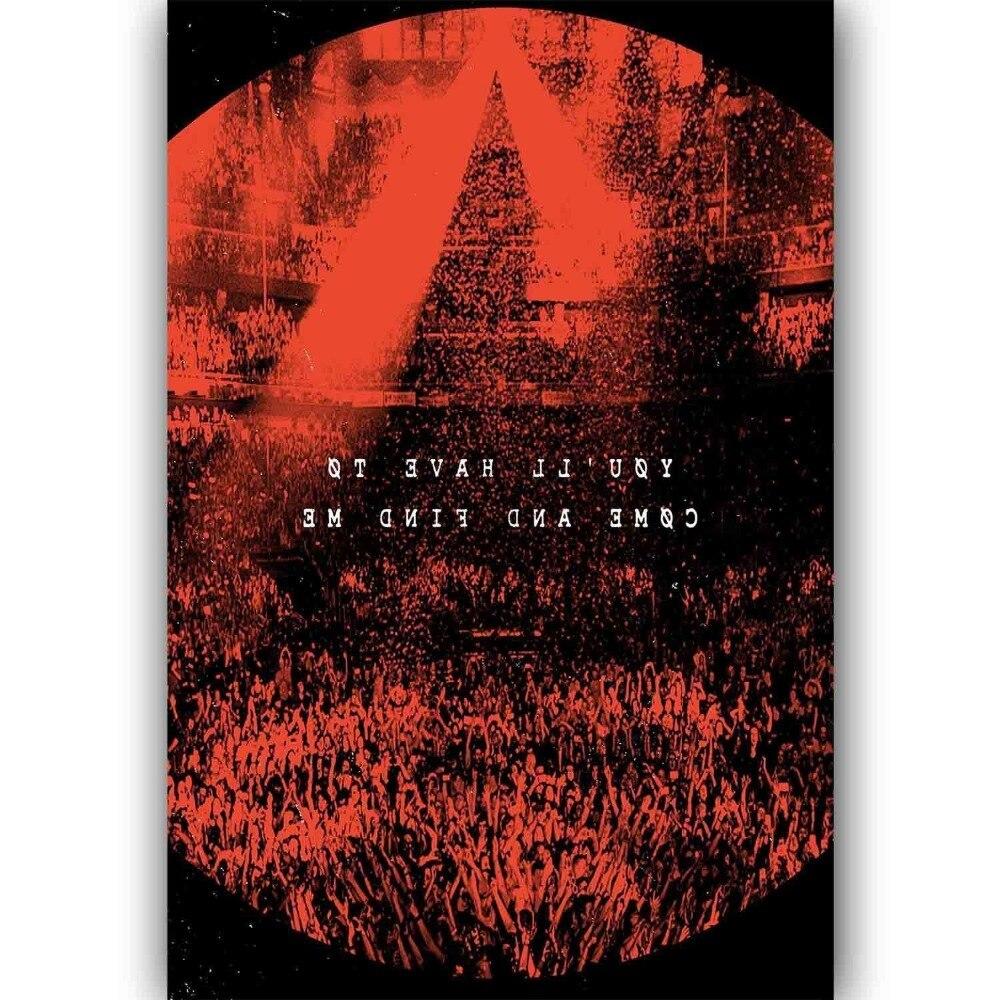 Art Print New Twenty One Pilots Rock Music Band Live 14x21