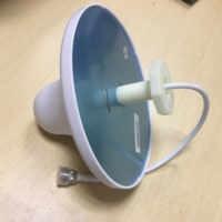 2G 3G антенна 800-2500 МГц 4G Антенна Внутренняя потолочная антенна GSM WCDMA с N гнездовым разъемом Мобильная ретрансляционная антенна