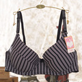 Victoria's Masquerade Women's Big Size Bra Thin Moulded Cup BH Convertible Straps Cross Back Straps Pattern Intimates