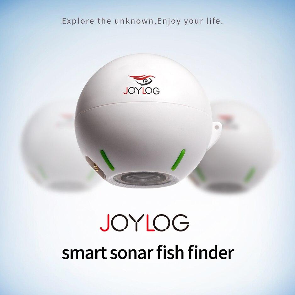Wireless WIFI Sonar Echo Sounder Fishing Finder 40M 130 Feet Deeper Fish Finder Lithium Battery iOS