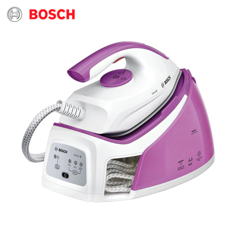 Steam station Bosch TDS2110 steamgenerator steam generator steamer for clothes laundry electric iron household garment household steam shower intelligent steam generator