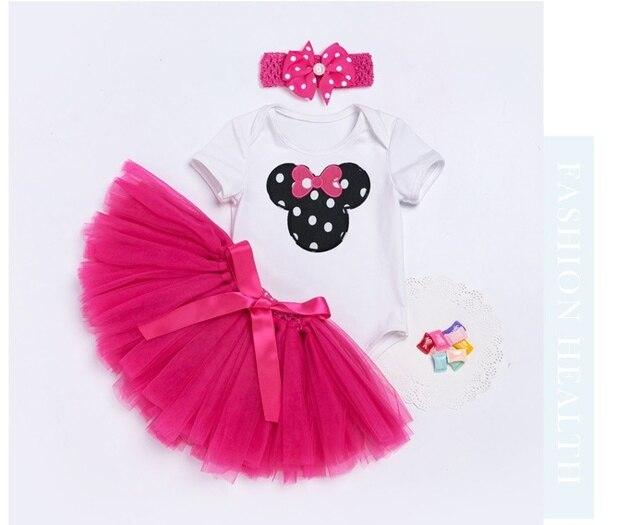 a12ef2c5112e DOLLMAI reborn baby dolls girl clothes cute mouse jumpsuit body ...