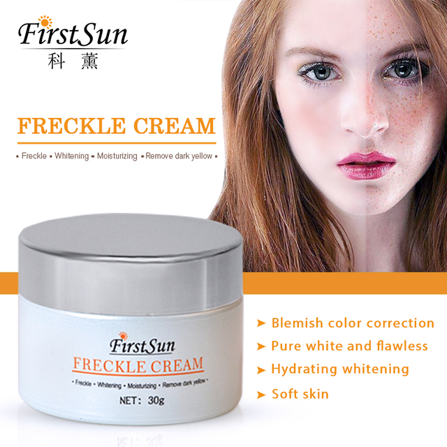 Freckle Removal Cream Day Creams Moisturizers Anti Freckle Whitening