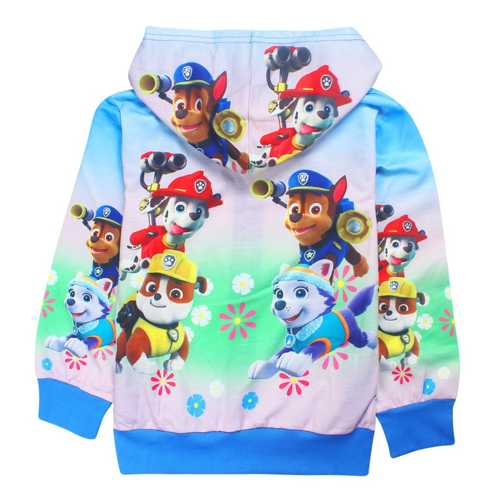 new-style-1pcs-Chidlren-girls-boys-top-2017-Spring-Autumn-Outerwear-dog-cartoon-coat-girl-boy-7249-TZ03-2