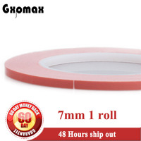 1x 7mm 20M 0 25mm Double Sided Adhesive Thermal Conductive Tape For PCB LED Strip With
