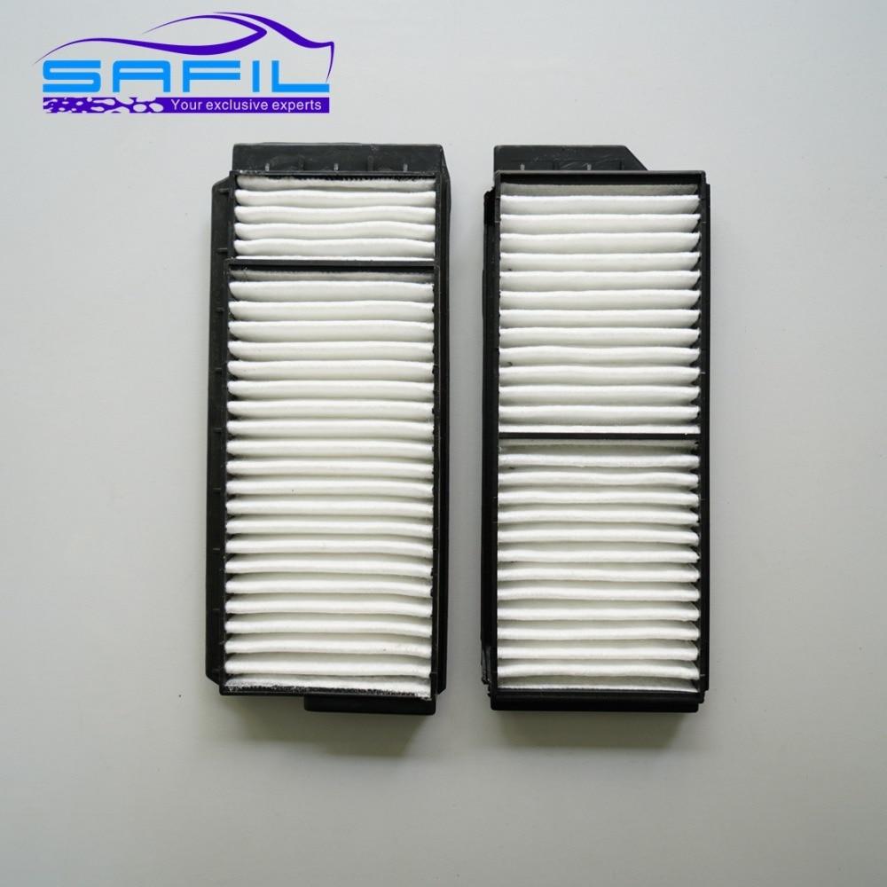 Cabin Air Filter New Clean 1set For 06 10 Hyundai Azera