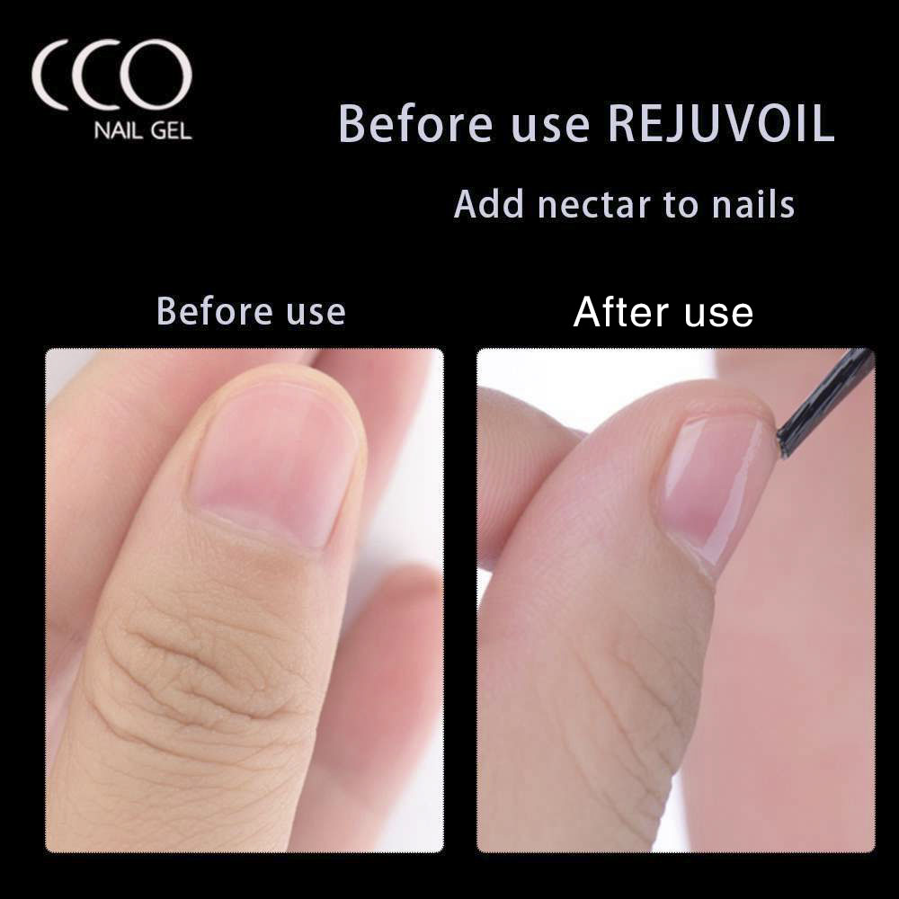 CCO Cuticle Oil Nourishment Oil Professional Nail Treatment ...