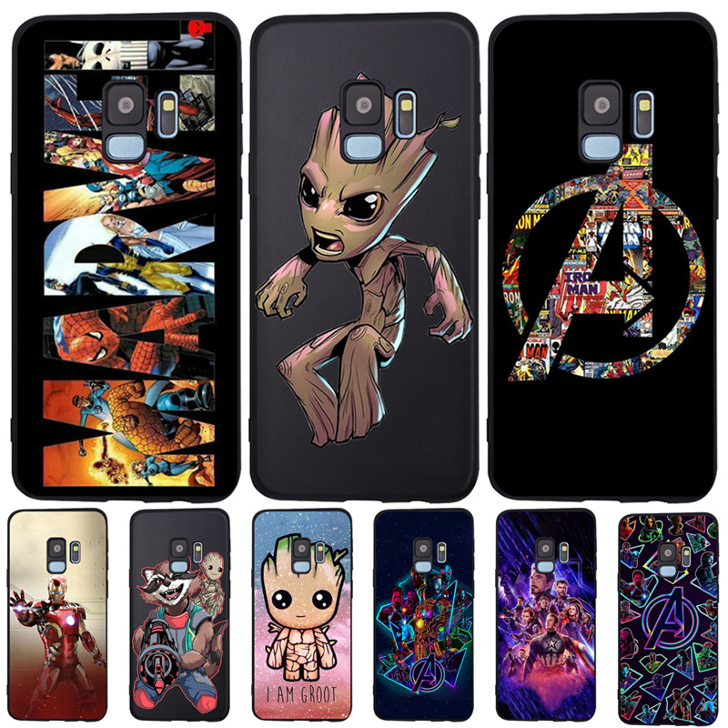 Good quality and cheap samsung a70 case marvel in Store Xprice