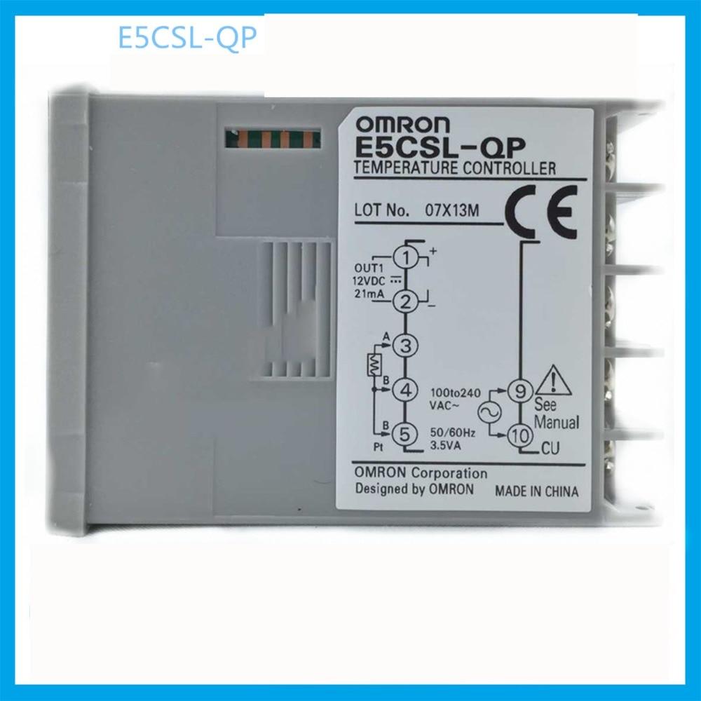 все цены на E5CSL-QP mercato termostato digitale di controllo della temperatura OMRON thermostat AC 240V 50/60Hz apparecchiature elettriche онлайн
