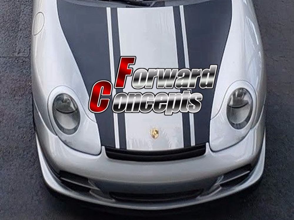 สำหรับ 1 หลุม 996 911 986 BOXSTER HEADLIGHTS COVERS EYELIDS TRIMS