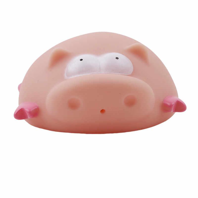 風呂のおもちゃの水泳プール/浴室ベビーキッズウスプレーカラフルな動物ソフトゴムおもちゃ少年少女のための安全な素材