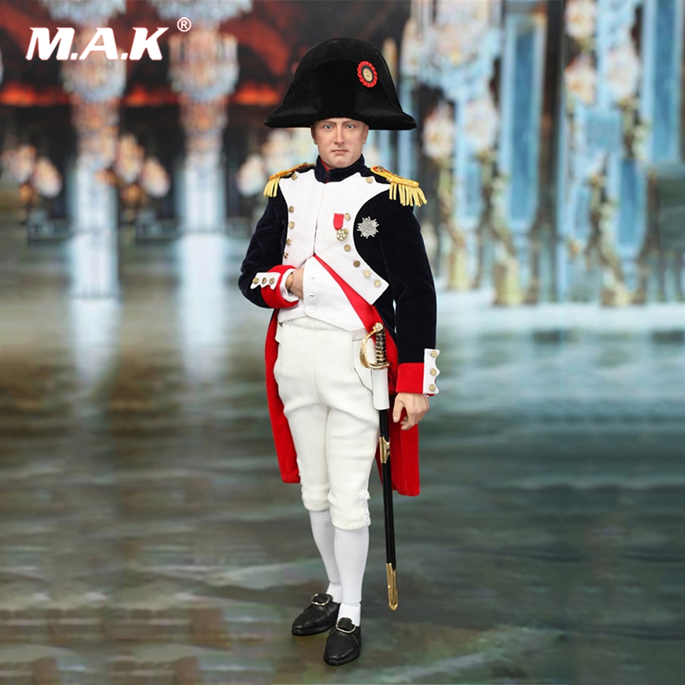 For collection 1/6 Napoleon Bonaparte figure French Empire emperor BONAPARTE action Figure Doll whole set Collectible doll toys