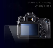 Tempered Optical Glass HD LCD Extremely-thin 8H Display screen Protector Cowl Digital camera Safety For Canon 5D Mark III  Anti-scratch