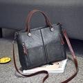 Free shipping New arrival fashion simple design leather women handbag retro shoulder bag Euramerican Pop women bag