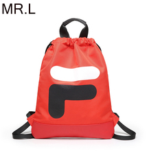 MR.L Canvas Backpack Women Men Large Capacity Backpack Student School Bags for Teenagers Gym Travel Panelled Backpacks Mochila недорого