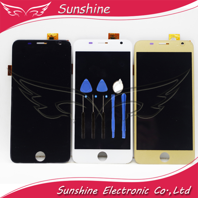 100% Tested Touch Screen LCD Display For Prestigio Grace R7 PSP7501DUO Psp7501 Duo LCD Display Assembly