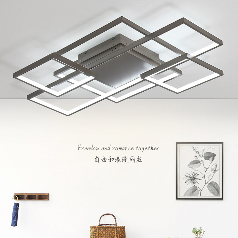 New Design Modern Led ceiling lights for living room Bedroom plafond lamp avize Indoor Ceiling Lamp lamparas techo home lightin