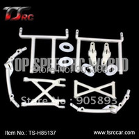 5T Nylon Body Mount Support Set For 1/5 HPI Baja 5T Parts(TS H85137)+Free shipping!!!