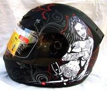 Немецкий tanked гонки Анфас мотокросса мотоцикл шлем T112 электрический велосипед мотоцикл шлемы шарф тепловой черный