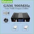 Gain 70dB 2G GSM Repeater 900mhz repetidor de sinal celular 900mhz GSM Signal Booster full set With Outdoor+2pcs Indoor Antenna