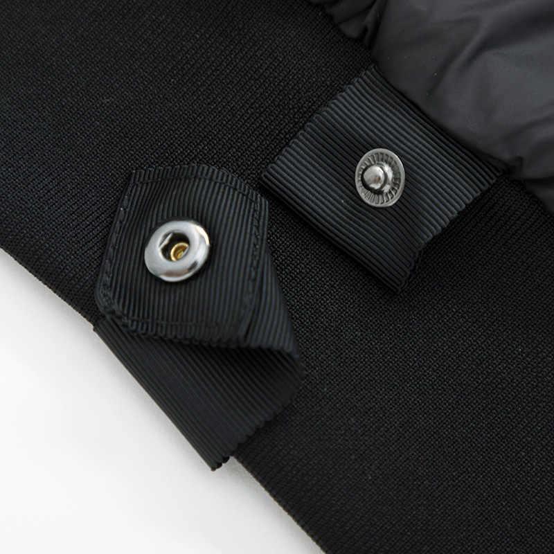 SEMIR Мужская ветровка куртка-бомбер с вкладкой Мужская спортивная куртка с карманом на молнии на рукаве мужская куртка с передними с косыми карманами