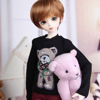 2019 New Arrival 1/4 BJD Boy Doll BJD / SD BORY Doll For Kids Birthday Gift Include Eyes