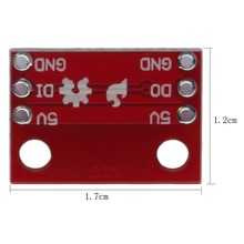 Super Deals Brand HotHot Red WS2812 RGB 5050 LED Breakout module For arduino High Quality Hot Selling