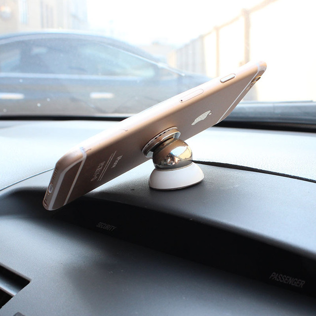 360 Degree Universal Car Phone Holder Magnetic Air Vent Mount Phone Car Mobile Phone Holder Stand Mobile Phone Accessories