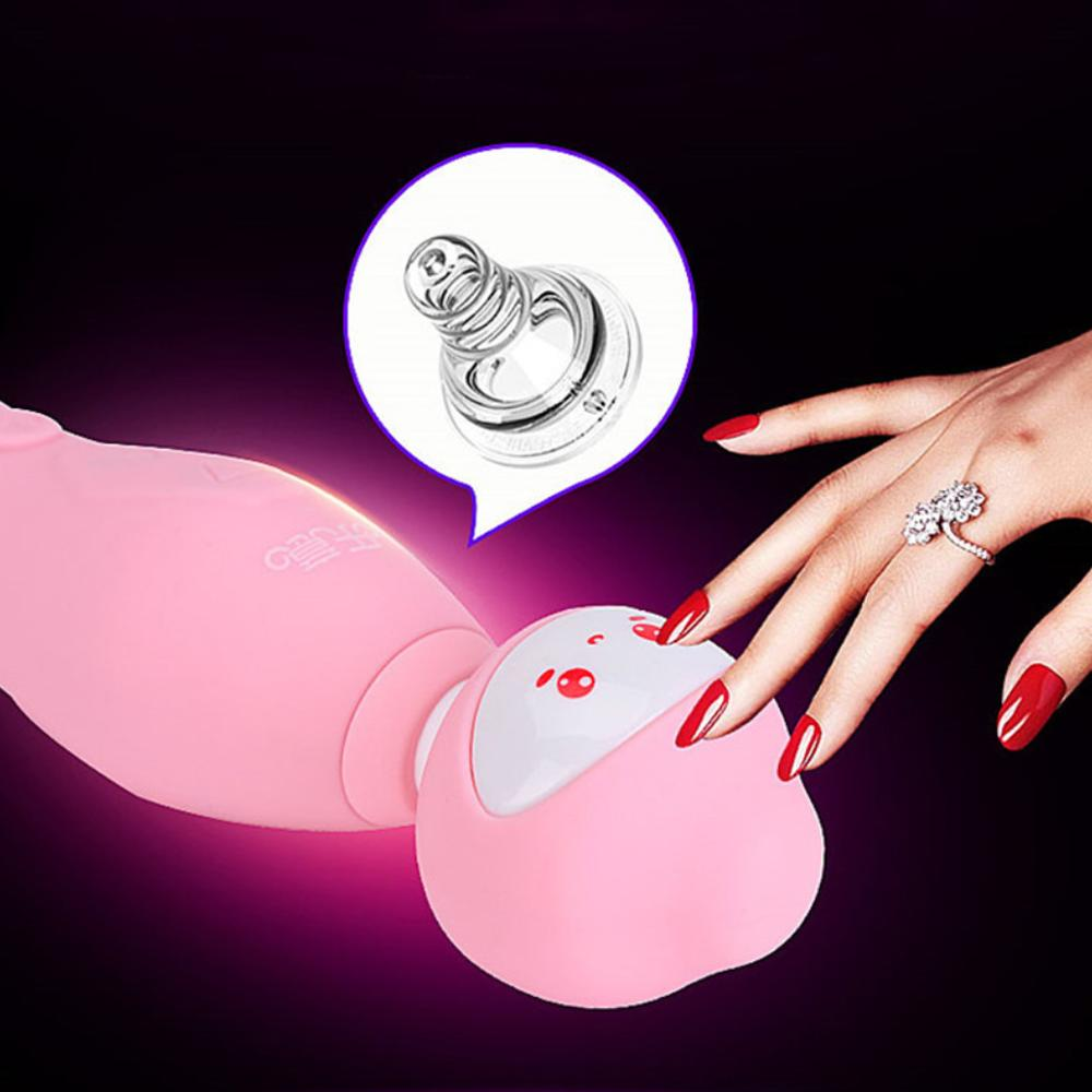 G-Spot Vibrator Clitoral Anal Stimulation ToysWaterproof Rechargeable Silicone Vibrating Dildo Clitoris Stimulator Vaginal ProstG-Spot Vibrator Clitoral Anal Stimulation ToysWaterproof Rechargeable Silicone Vibrating Dildo Clitoris Stimulator Vaginal Prost