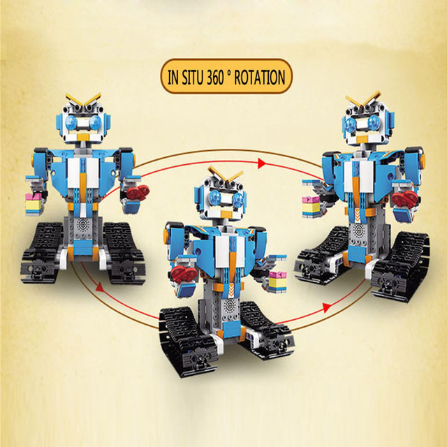 Smart Robot Toy for Kids