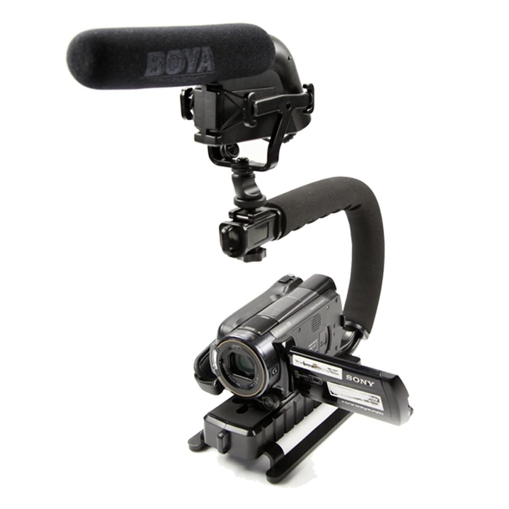 Form Blitz Halterung Halter Video Griff Handgriff für Canon Nikon - Kamera und Foto - Foto 2
