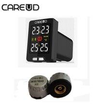 Careud tpms U912 para honda 4 min sensores externos tpms de presión de neumáticos herramientas de diagnóstico del coche herramienta de diagnóstico