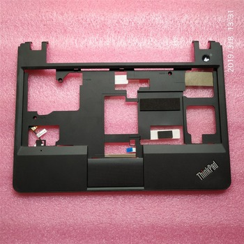 New Oirginal for Lenovo Thinkpad X121E E120 E125 Palmrest Keyboard bezel cover with touchpad 04W1902 04W1900