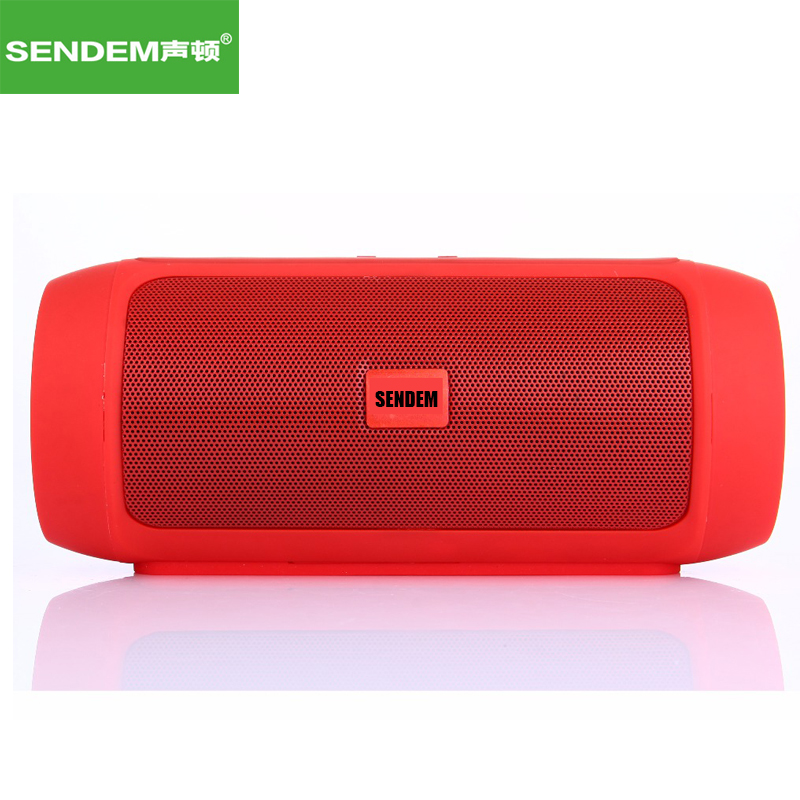 все цены на SENDEM A86 Mini Wireless Subwoofer waterproof Bluetooth Speaker with TF card FM AUX function Stereo speakers for Phone PC tablet