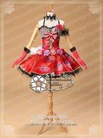 LoveLive! Awaken Little Devil Demon Fancy Dress Honoka Umi Nico Rin Halloween Cosplay Costume Uniform Outfit Custom made