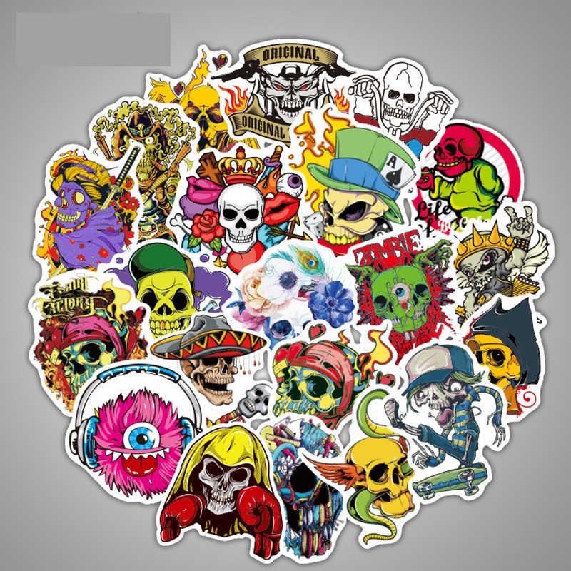 Cartoon Marvel Stickers Laptop Skateboard Dragon Ball Sticker Lot Luggage Graffiti Waterproof Stickers Pack Classic Toys