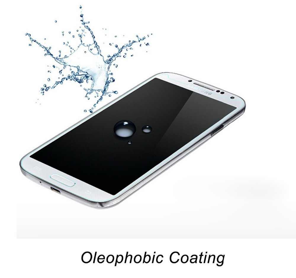 Película de vidrio templado Xindiman 9 H para Samsung S4 mini adecuada para pantalla de teléfono móvil GT-I9190/GT-I9192/GT-I9195 protector de vidrio