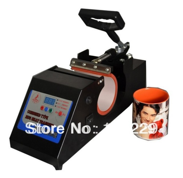 CHEAP Digital Mug Sublimation Machine Or New Digital Mug/Cup ...